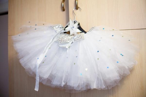 Как сделать костюм звездочки для девочки на Новый год своими руками