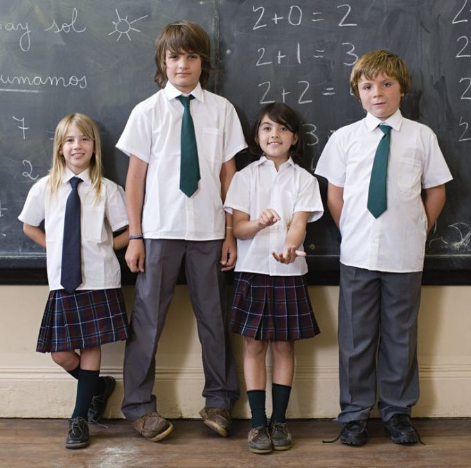 Как школьная форма влияет на ученика