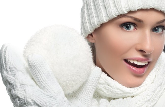What kind of skin care do you need in winter?