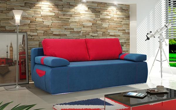 Какие имеет преимущества диван-еврокнижка