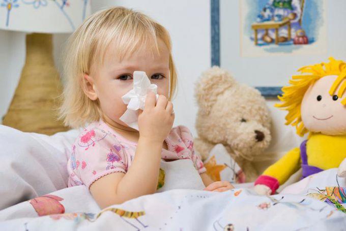 Как быстро вылечить насморк у ребенка в домашних условиях за 1 день