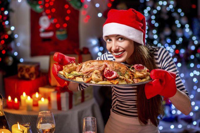 Как не потолстеть в Новый год