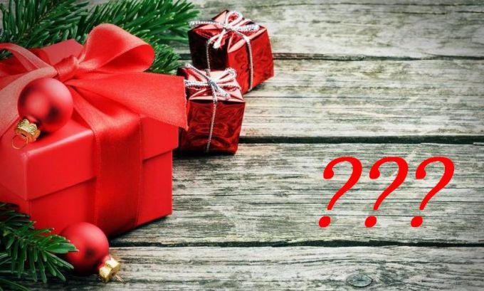 Что дарить на Новый год, если нет денег на подарки