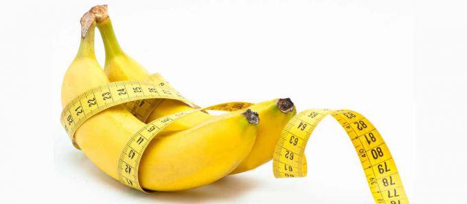 Как сбросить вес на банановой диете