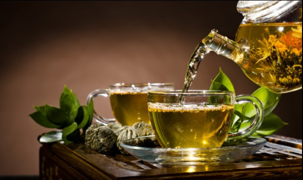 How to drink green tea to lose weight