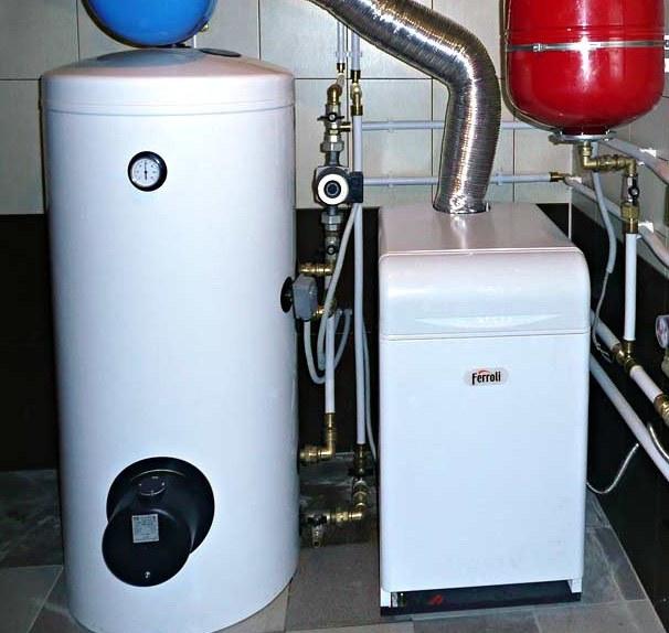 Как сделать чистку газового котла АОГВ-11.6-3 своими руками