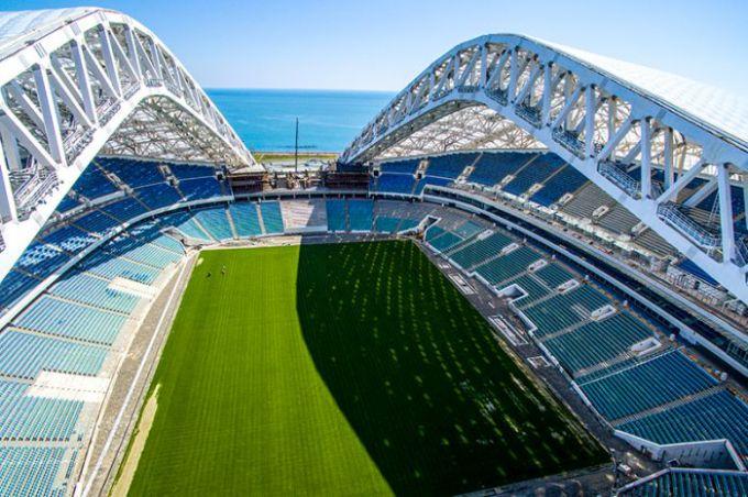 Какие игры ЧМ-2018 по футболу пройдут в Сочи