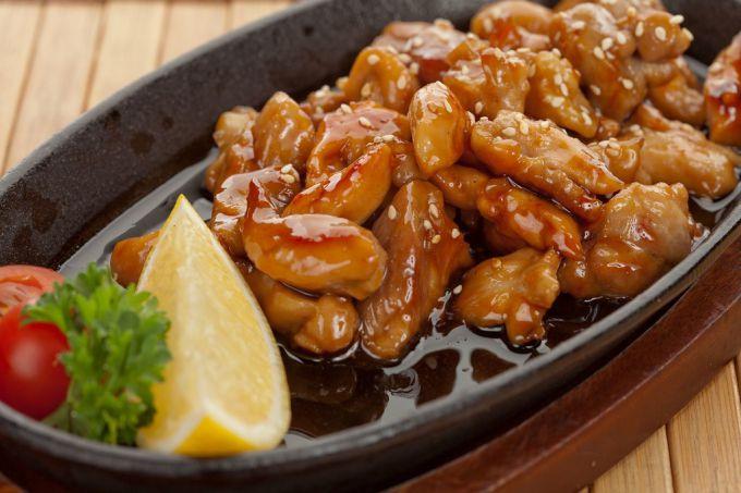 """Как приготовить дома курицу в соусе """"Терияки"""" как в японском ресторане"""