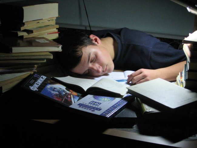Как подготовиться к экзаменам в последний день