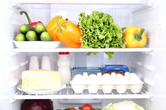 Правильне зберігання продуктів харчування