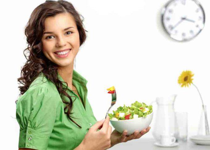 Как приучить себя есть медленно