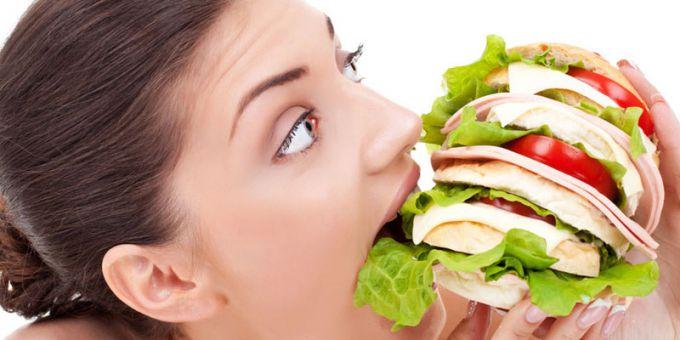 Как перебороть голод и похудеть