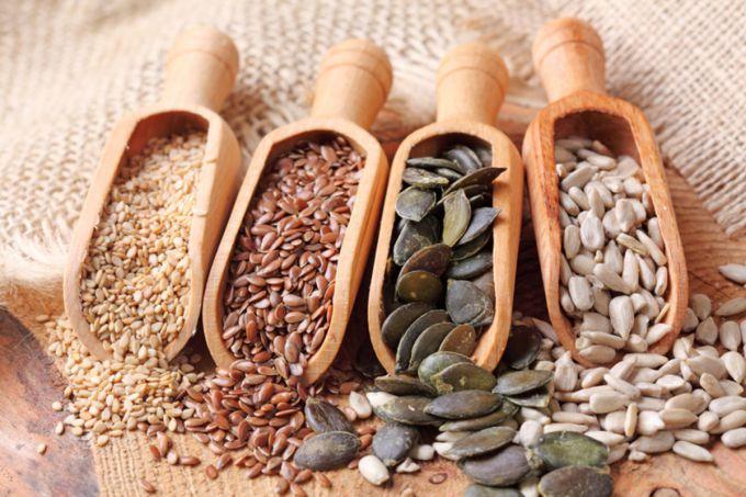 Самые полезные семена для ежедневного рациона