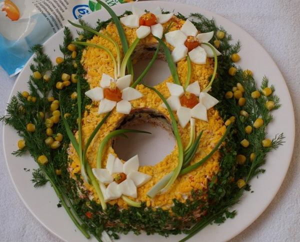 вакансии для салаты к 8 марта рецепты нее