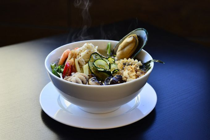 Как приготовить корейский суп Цзо Когги Бокум
