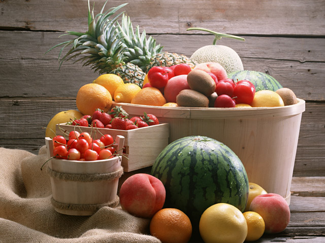 Польза овощей и фруктов зависит от их чистоты
