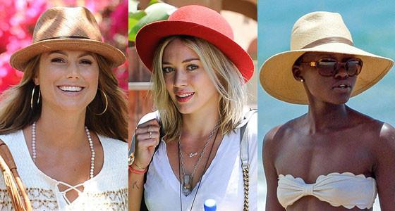 Какие летние шляпки в моде в этом сезоне