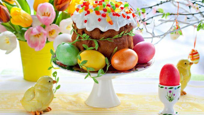 Как покрасить яйца к Пасхе натуральным красителем