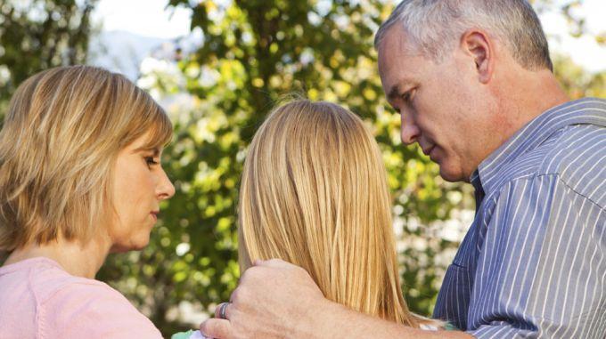 зависимость от родителей