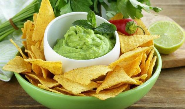 Как приготовить гуакамоле: рецепт мексиканского соуса из авокадо