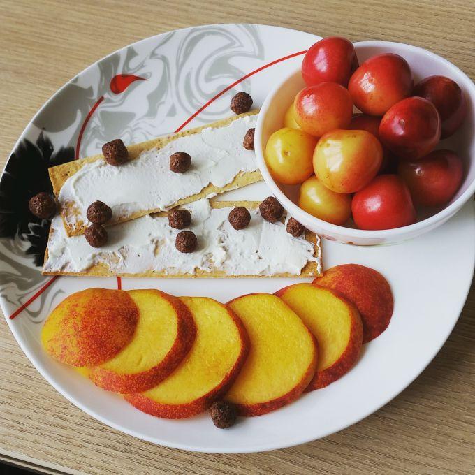 идеальный летний завтрак