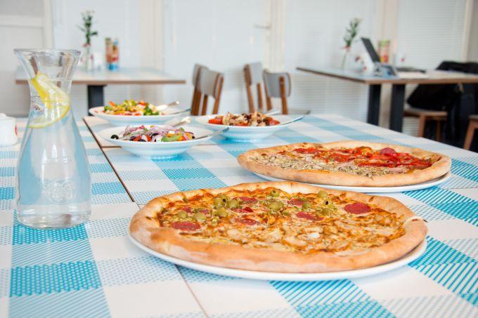 Как приготовить пиццу в домашних условиях быстро и легко