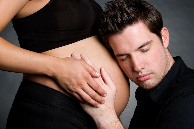 Как вести себя мужчине с беременной женщиной
