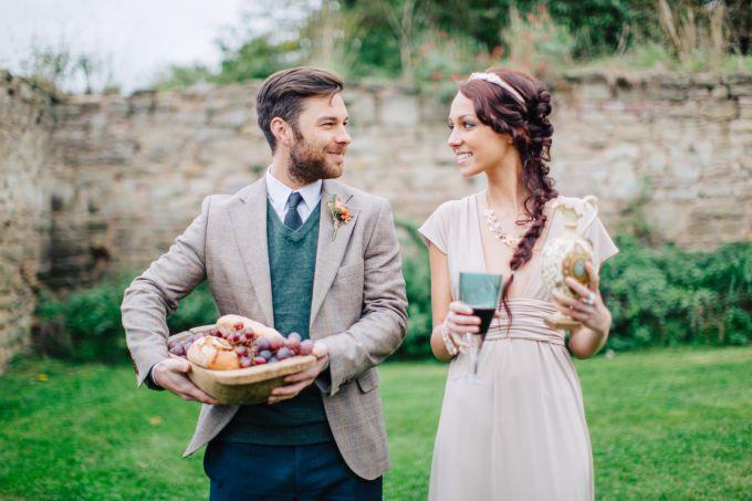 Свадьба в стиле рустика