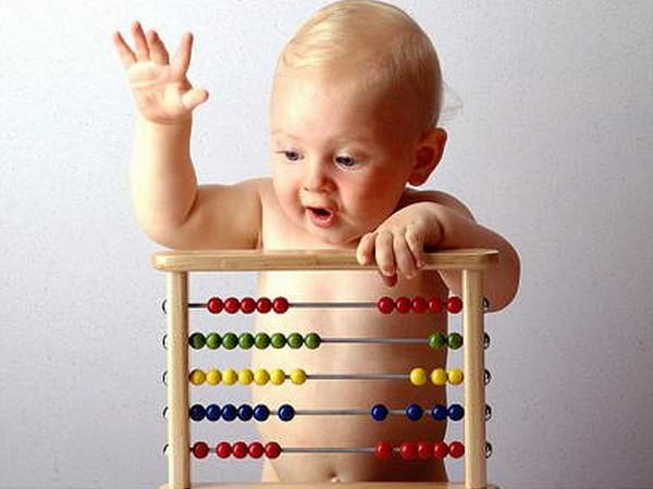 Как научить ребенка считать