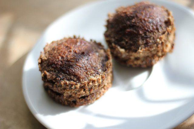 Как приготовить сыроедческие шоколадные кексы