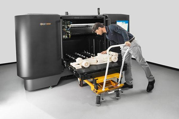 Приимущества 3D принтера. Как он работает