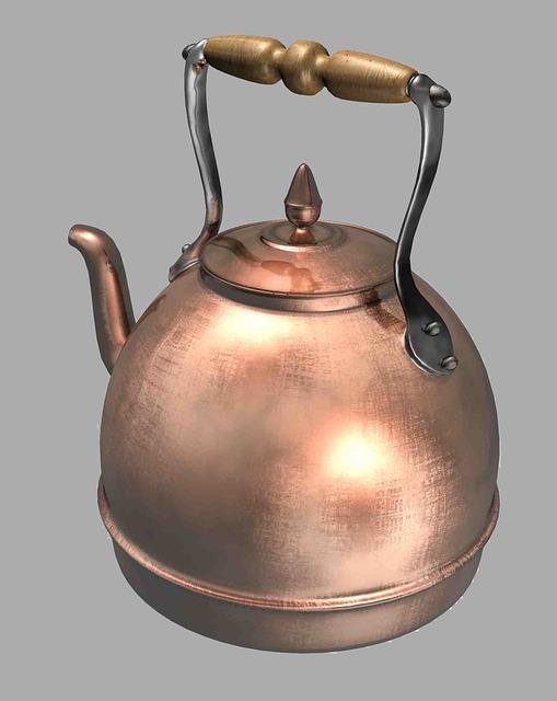 Как убрать накипь со стенок чайника