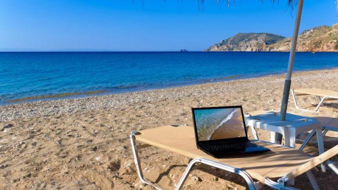 Как насладиться летом, если приходится работать
