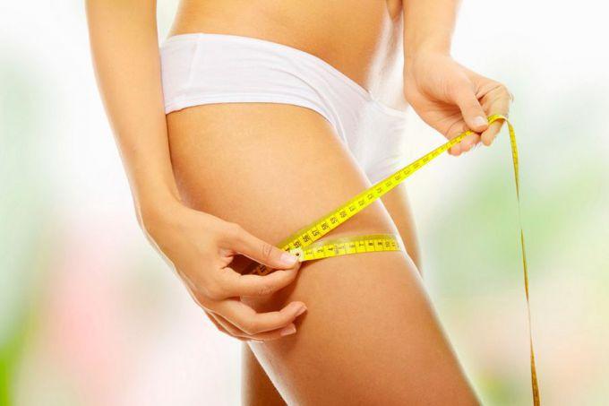 Как сбросить вес в бедрах