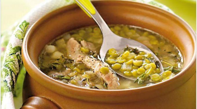 Многие пукают после съеденного горохового супа
