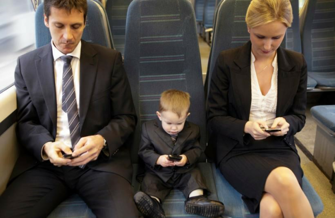 дети - отражение своих родителей