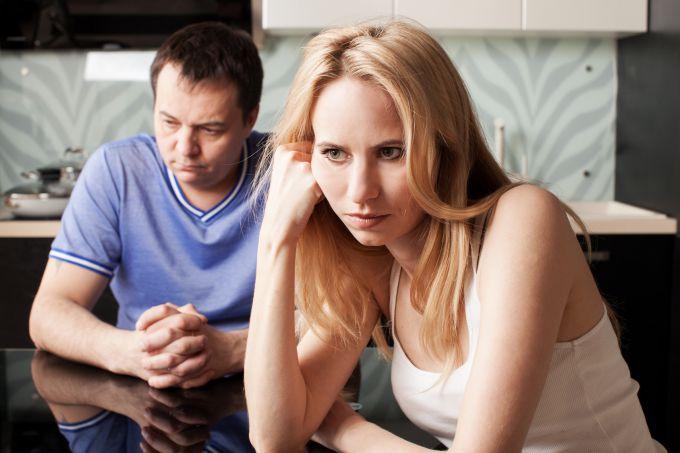Какие причины стресса у замужней женщины — Проблемы в браке