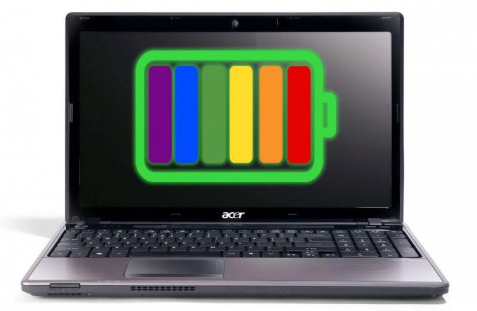 Как продлить срок службы батареи ноутбука