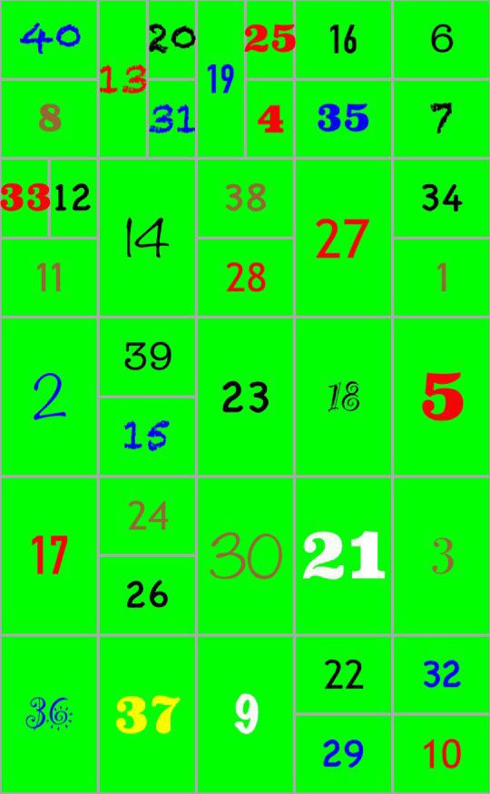 Как использовать таблицы Шульте для развития внимания и зрительной памяти