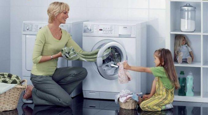 Регулярная очистка стиральной машины от накипи продлит срок её службы