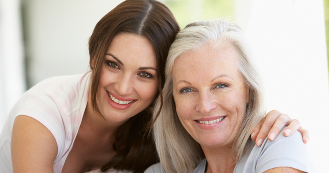 Знакомство с мамой рака
