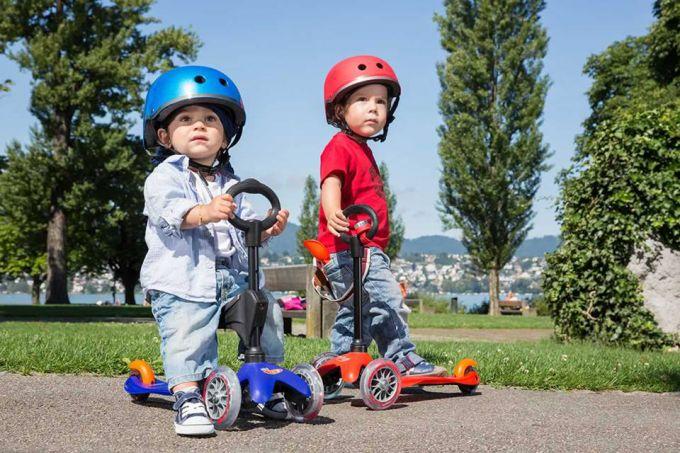 Как выбрать первый транспорт для малыша