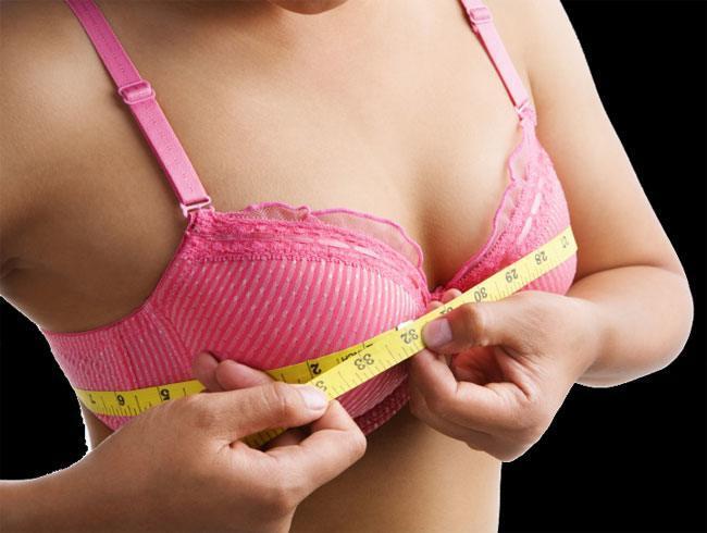 Какое питание нужно для роста груди