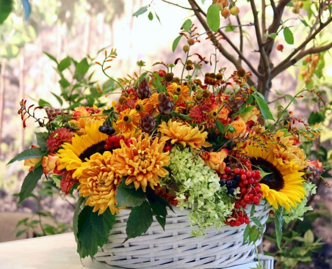 Как подготовить цветник к зимнему сезону