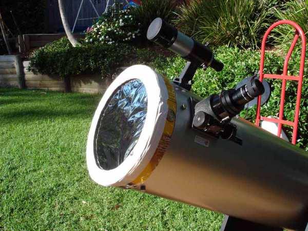 Как сделать телескоп самому