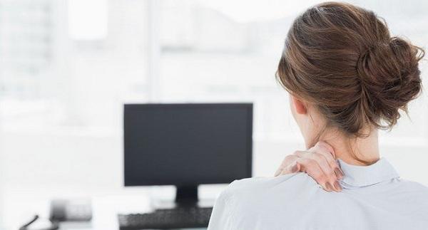 Как устранить боль в шее