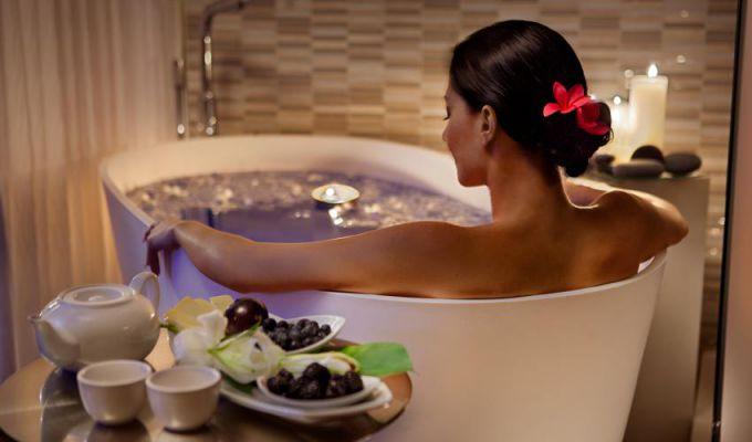 ванны для красоты и здоровья в домашних условиях