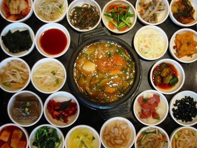 Какие специи и приправы используются в корейской кухне