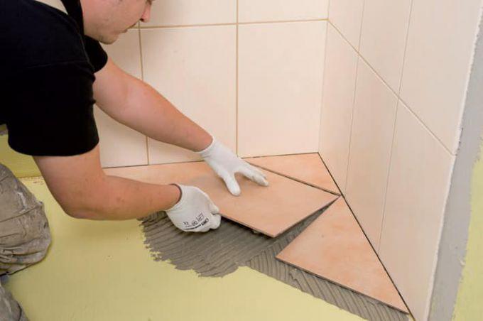 Как сделать укладку керамической плитки своими руками