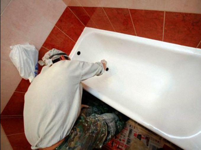 Как сделать реставрацию ванны своими руками